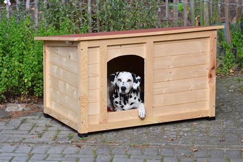 dobar fsc hundehuette lord xl outdoor hundehaus fuer