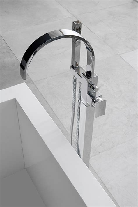 floor mounted faucets  tub fillers  graff