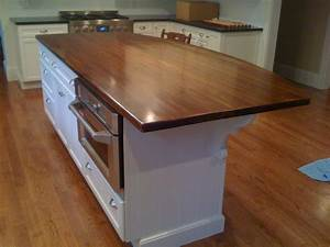 Custom Antique, Reclaimed Southern Yellow Pine Wood Island