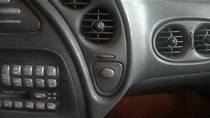 Hazard Flasher Replacement 01 Pontiac Bonneville