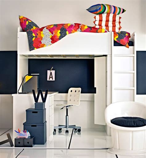 loft bed with desk and storage ikea 20 ikea stuva loft beds for your rooms home design
