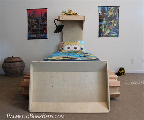 dozer bed plans palmetto bunk beds