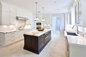 25 beautiful transitional kitchen designs pictures With kitchen colors with white cabinets with tall floor candle holder