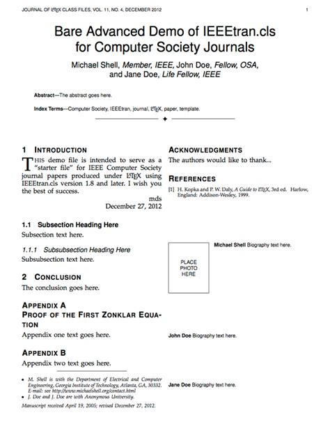 elsevier final templates ieee transactions journals latex templates engineering