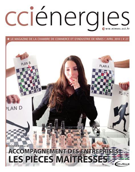 CCI énergies #27 by CCI Nîmes Issuu