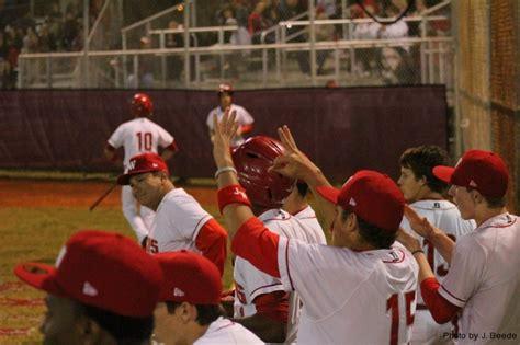 key west high school baseball opening night high school