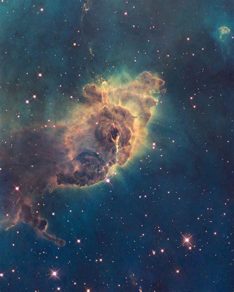 Carina Nebula Pillar of Creation - Pics about space