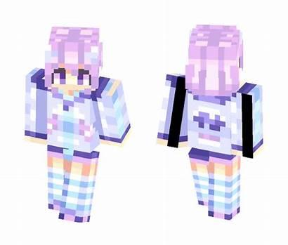 Neptune Neptunia Hyperdimension Minecraft Skin Superminecraftskins Skins