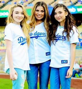 Rowan Blanchard Brasil: Garota Conhece o Mundo em Dodgers ...