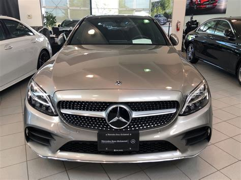 Explore the c 300 4matic sedan, including specifications, key features, packages and more. Mercedes-Benz Richmond   2020 Mercedes-Benz C300 4MATIC Sedan   #20977397
