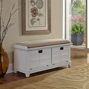 Alcott, Hill, Lakeview, Wood, Storage, Entryway, Bench, U0026, Reviews