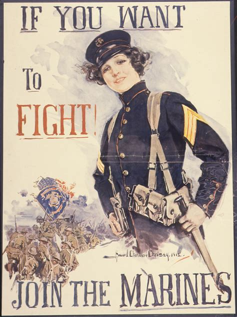 Fileif  Ee  You Ee   Want To Fight Join The Marines Ca  Jpg Wikimedia Commons