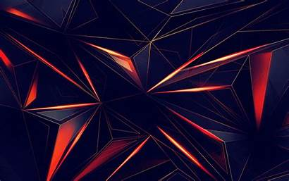 Abstract Geometric Neon Dark Backgrounds Lines Creative