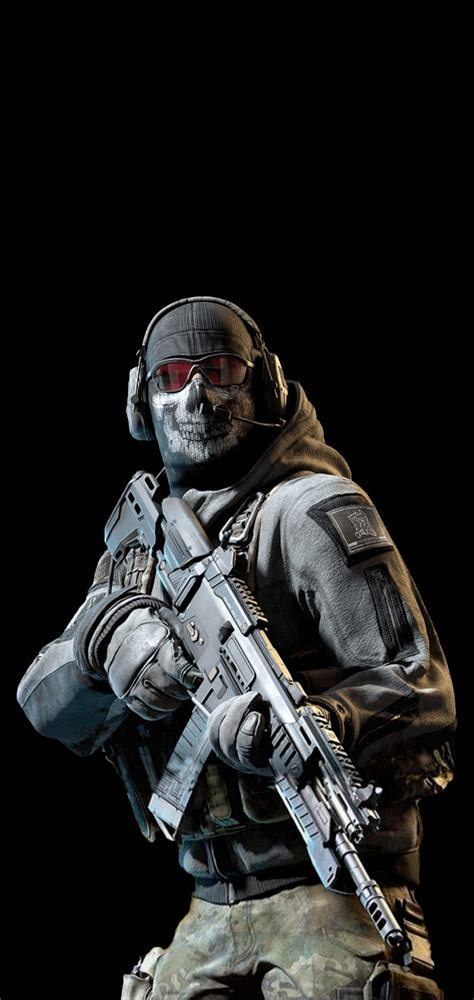 22 Ghost Call Of Duty Warzone Png Png Digital Games And