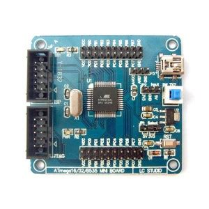Atmega Development Board Open Impulseopen Impulse