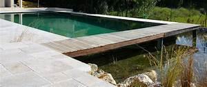 Construction Piscine Naturelle : construction piscine naturelle aix en provence marseille 13 84 04 ~ Melissatoandfro.com Idées de Décoration
