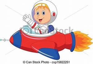 Astronaut Kid Clipart (34+)