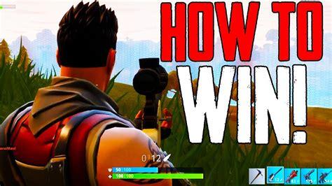 play battle royale   win fortnite battle