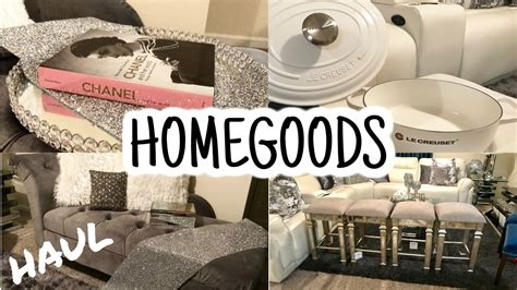 Homegoods Decor: HomeGoods Haul 2017 - YouTube
