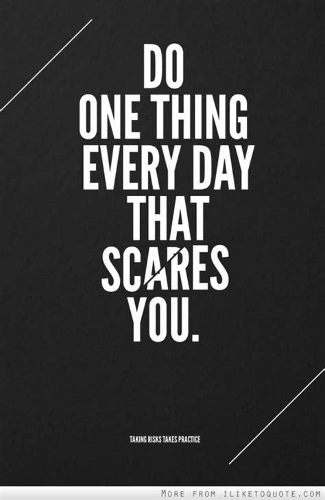 everyday  scares