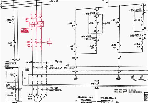 Learn Read Understand Single Line Diagrams Wiring