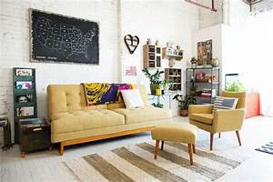 industrial modern furniture mixed with wood and metal With home outfitters living room furniture