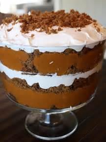 Pumpkin Trifle Dessert Recipe