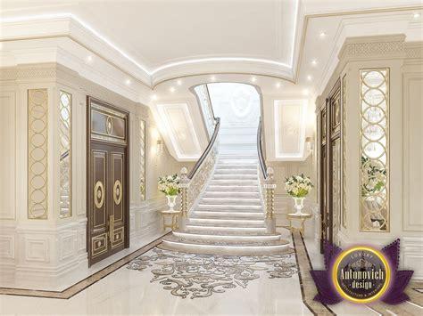 Entrance Interior From Luxury Antonovich