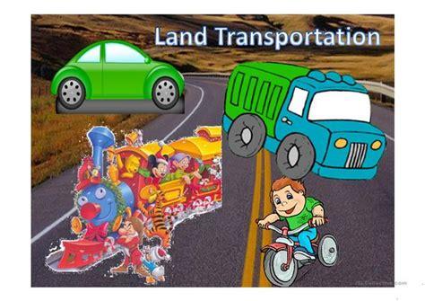 Land,air,water Vehicles Worksheet