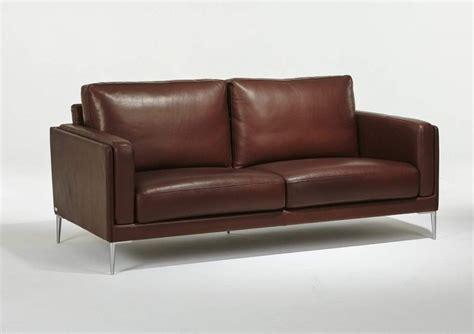 canape cuir de qualite canape cuir de qualite carey un canap 3 places cuir brun