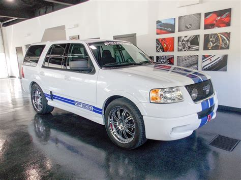 ford expedition custom shelby gt  forza motorcars