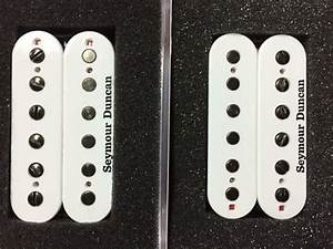Seymour Duncan Nazgul Floyd Spaced Trembucker Bridge