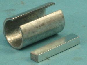 shaft adapter pulley bore reducer spacer sleeve key ebay