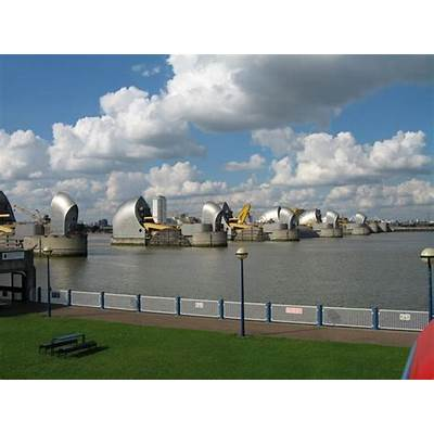 The Thames Barrier (London England): What You Need to