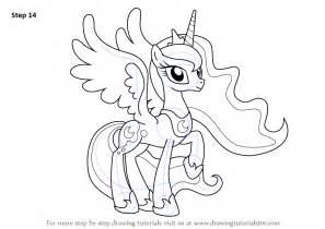 How to Draw My Little Pony Drawings