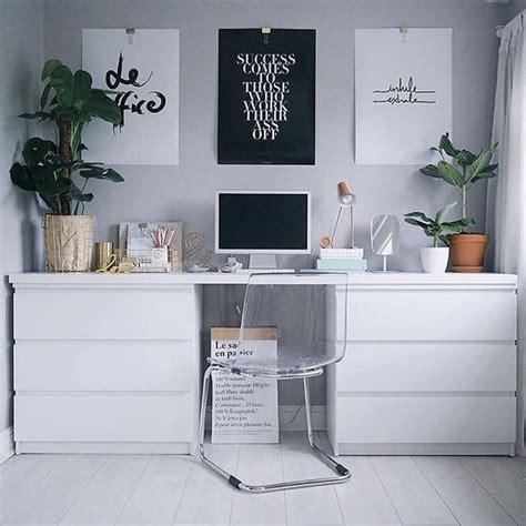 bureau malm ikea ikea malm ladekasten interieur inrichting