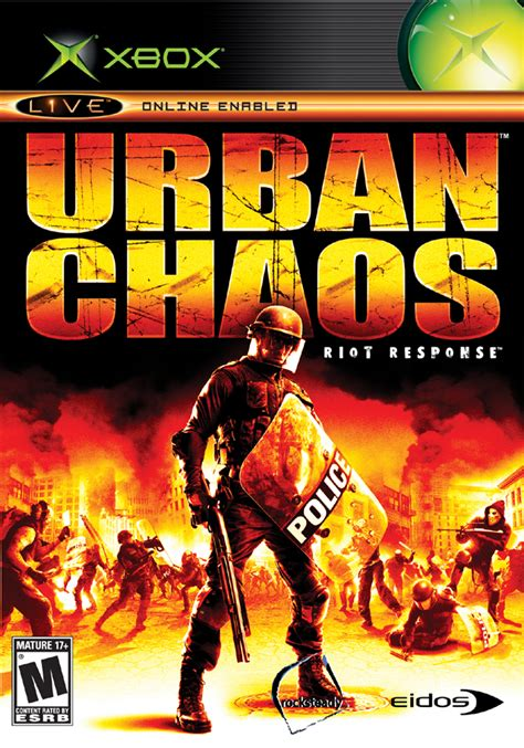 urban chaos riot response xbox