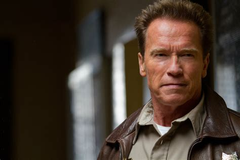 Arnold Schwarzenegger The Last Stand arnold schwarzenegger will fight zombies in maggie