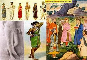 Indian News Reader: Ancient Indian Clothes