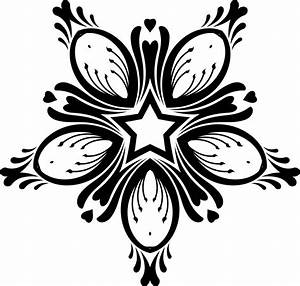 Clipart - Decorative Lineart 10