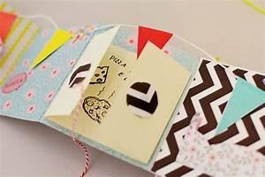 Ein niedliches gutscheinbuch selber machen creatipster for Gutscheinbuch basteln