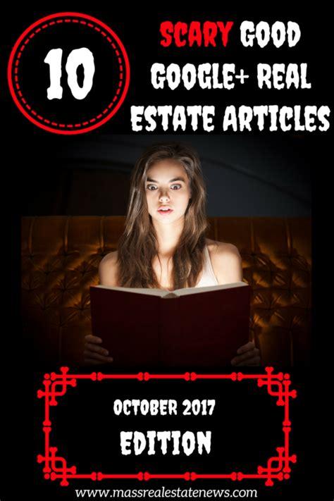 Best Google+ Real Estate Articles October 2017