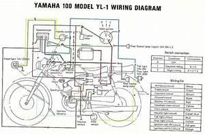 Yamaha Yl1e  U2014 Moped Army