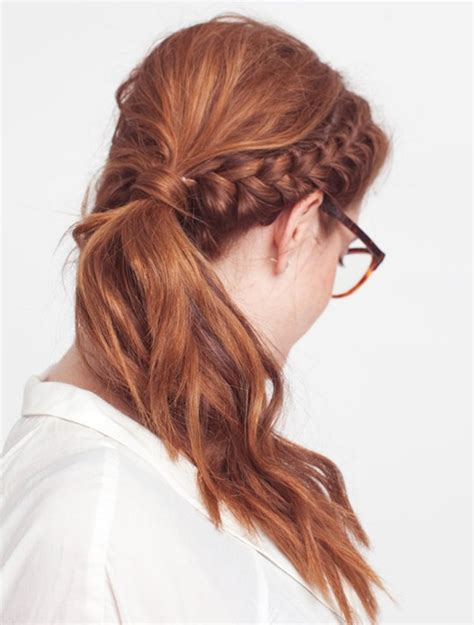 27 stylish braided hairstyles for work elle hairstyles