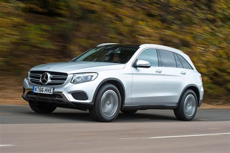 Mercedes Glc by Mercedes Glc Review Auto Express