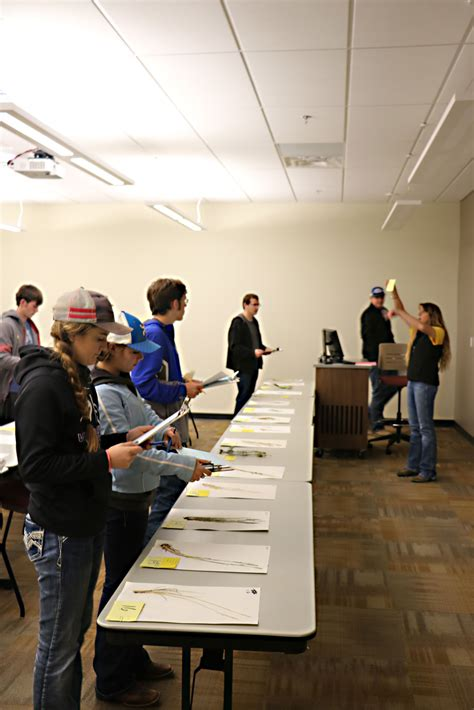 ewc agriculture department hosted ffa range contest eastern wyoming