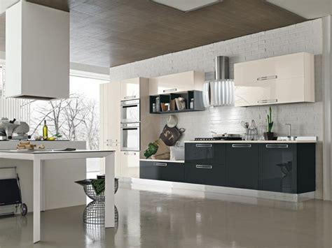 cuisine ouverte design 25 idées de cuisines ouvertes au design italien page 3