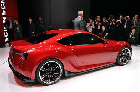 Sexy New Scion Fr-s Concept Sports Car