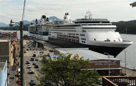 Video Cruise Ship Crashes Into Ketchikan Dock Alaska