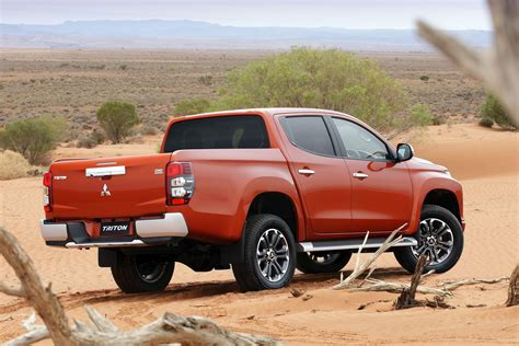 Mitsubishi L200 by New 2019 Mitsubishi L200 Truck Review Test